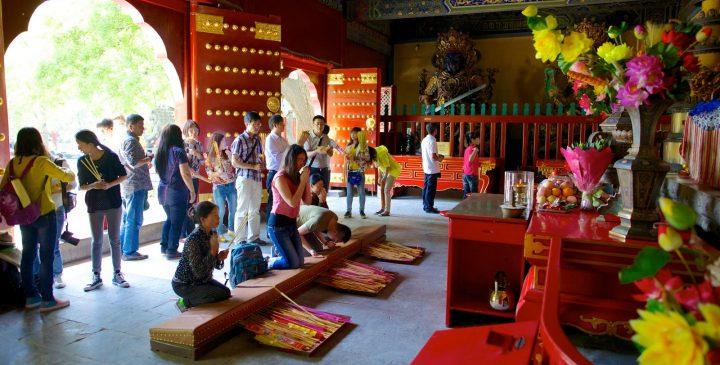 معبد لاما 4 - معبد لاما پکن چین