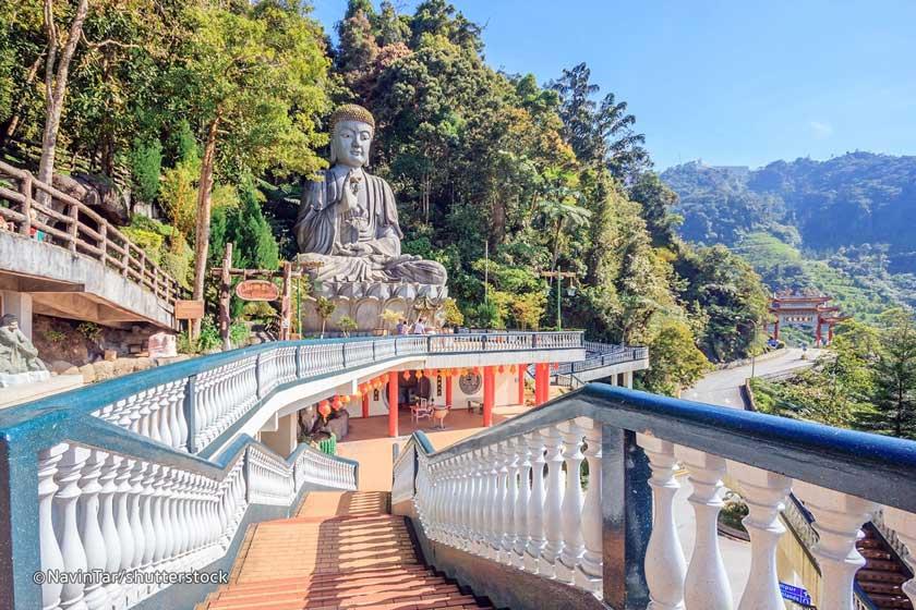 معبد چین سویی کیو 1 - معبد چین سویی کیو کوالالامپور مالزی