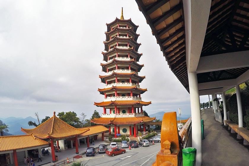 معبد چین سویی کیو 2 - معبد چین سویی کیو کوالالامپور مالزی