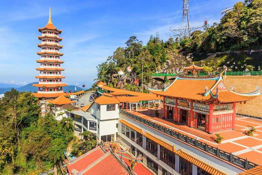معبد چین سویی کیو 4 - معبد چین سویی کیو کوالالامپور مالزی