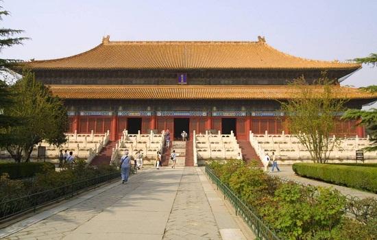 مقبره سلسله مینگ پکن 2 - مقبره سلسله مینگ پکن چین