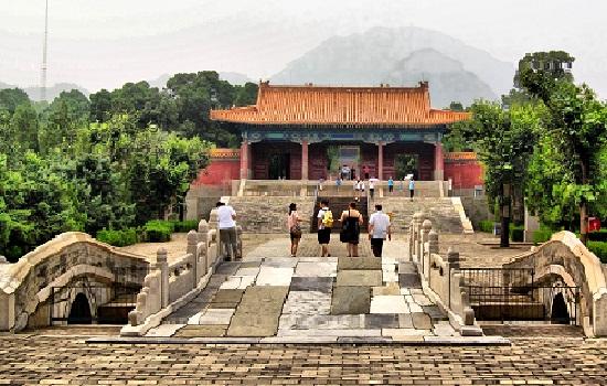 مقبره سلسله مینگ پکن 3 - مقبره سلسله مینگ پکن چین