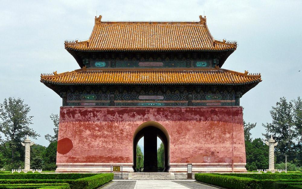 مقبره سلسله مینگ پکن 4 - مقبره سلسله مینگ پکن چین