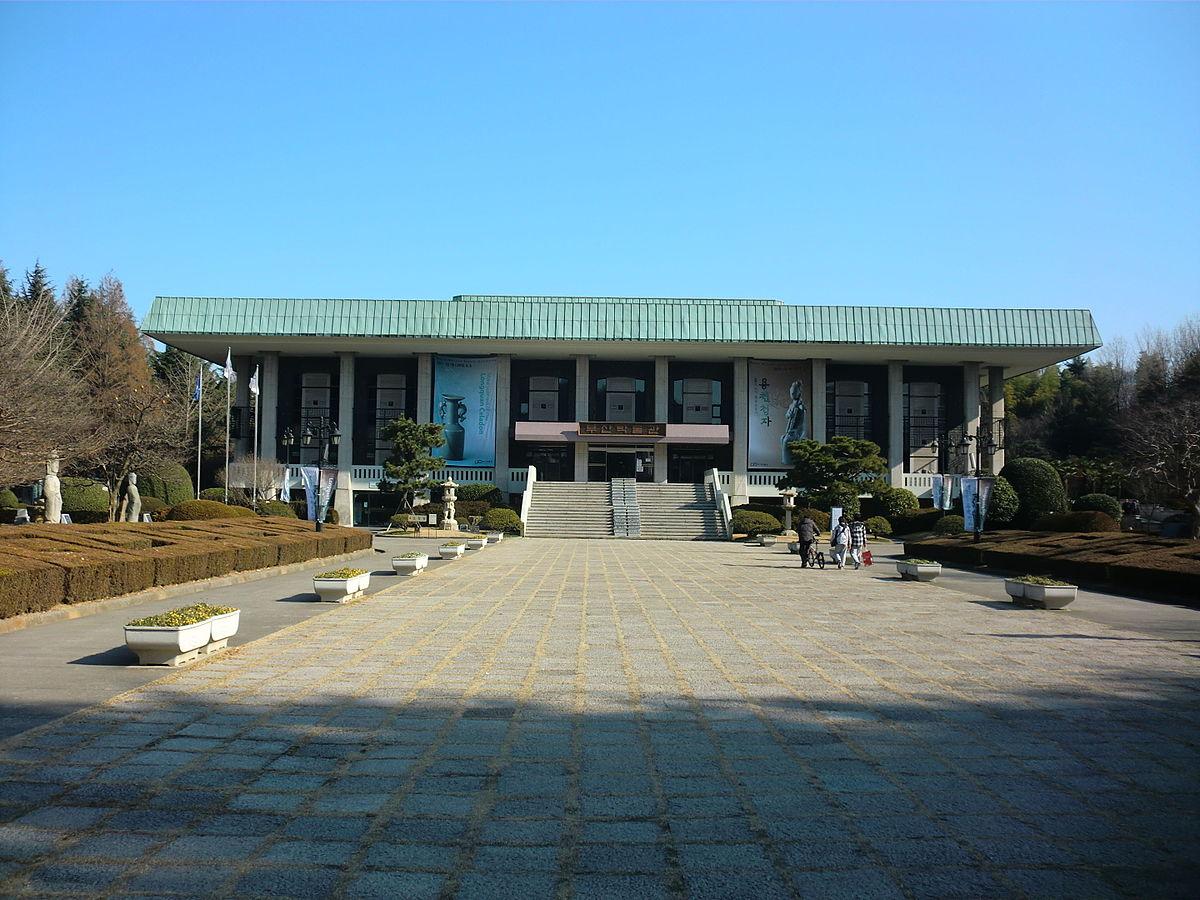 موزه بوسان 1 - موزه بوسان کره جنوبی