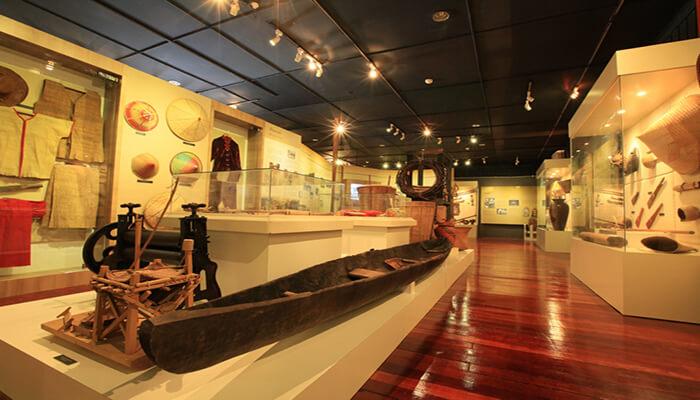 موزه ملی مالزی 3 - مراکز تفریحی مالزی (کاملترین به زبان فارسی)