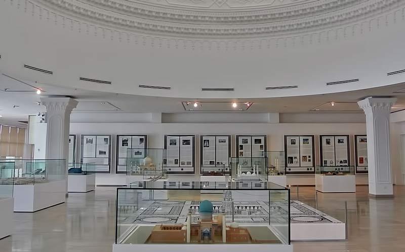 موزه هنرهای اسلامی 1 - مراکز تفریحی مالزی (کاملترین به زبان فارسی)
