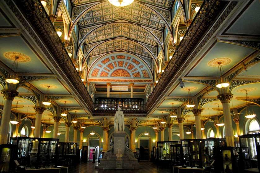 موزه ویکتوریا 3 - موزه ویکتوریا بمبئی هند