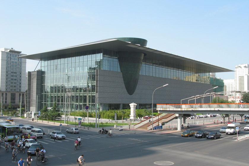 موزه پایتخت پکن 2 - موزه پایتخت پکن چین