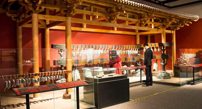 موزه پایتخت پکن 3 - موزه پایتخت پکن چین