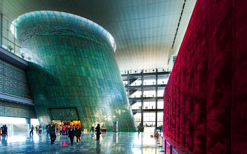 موزه پایتخت پکن 4 - موزه پایتخت پکن چین