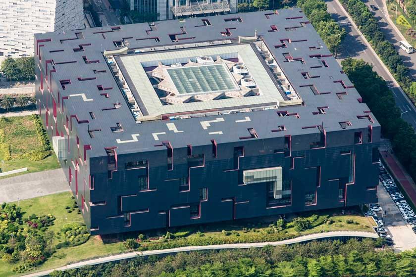 موزه گوانگ دونگ 3 - موزه گوانگ دونگ گوانجو چین