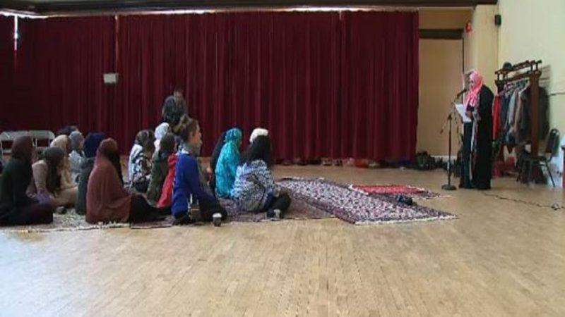 نخستین مسجد در کانادا - نخستین مسجد زنان مسلمان کانادا در تورنتو