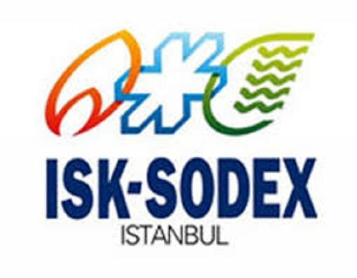 نمایشگاه تاسیسات استانبول - نمایشگاه تاسیسات ISK-SODEX استانبول اوایل اکتبر 2019