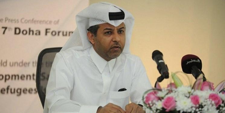 واکنش قطر به تحریم کشورهای عربی - واکنش قطر به تحریم چهار کشور عربی