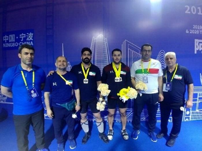 وزنه برداری آسیا - وزنهبرداری ایران نایبقهرمان وزنه برداری آسیا 2019