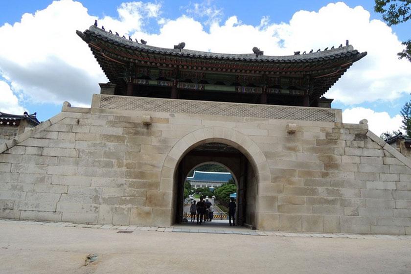 کاخ آبی 2 - کاخ آبی سئول کره جنوبی