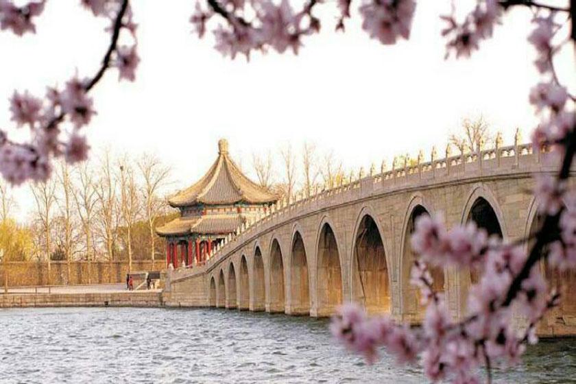 کاخ تابستانی پکن 2 - کاخ تابستانی پکن چین