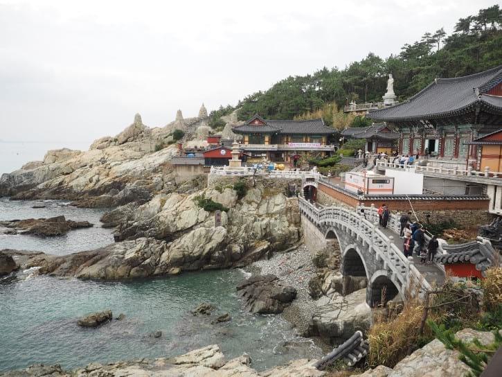 Haedong Yonggung 3 - معبد Haedong Yonggung بوسان کره جنوبی