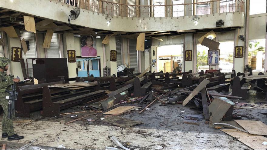 دو بمب در فیلیپین - وقوع انفجار در فیلیپین همزمان با آغاز انتخابات