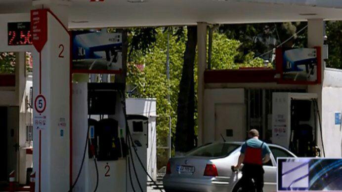 قیمت بنزین - قیمت بنزین در گرجستان تقریبا ١٥ تترى افزایش یافته است