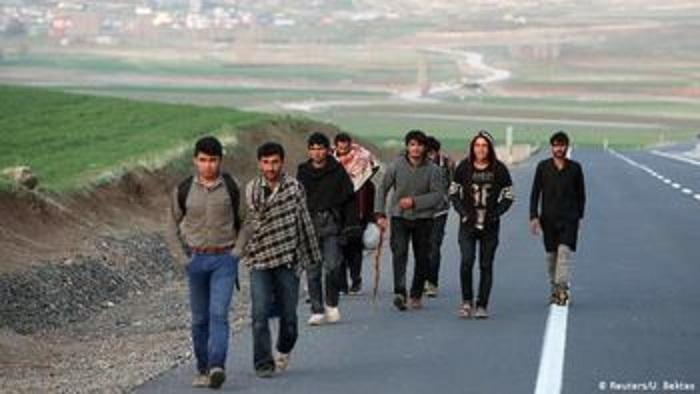 مرز ایران ترکیه - کشف اجسادی در مرز ایران و ترکیه