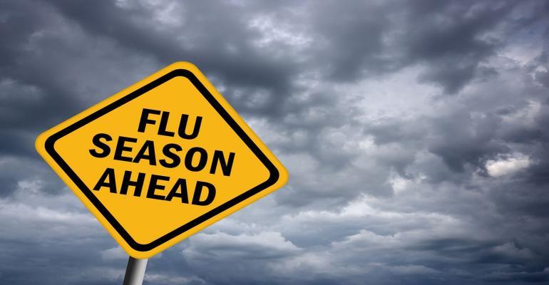 مرگ آنفولانزا استرالیا - مرگ ۱۰ نفر در استرالیای جنوبی همزمان با آغاز فصل آنفلوآنزا