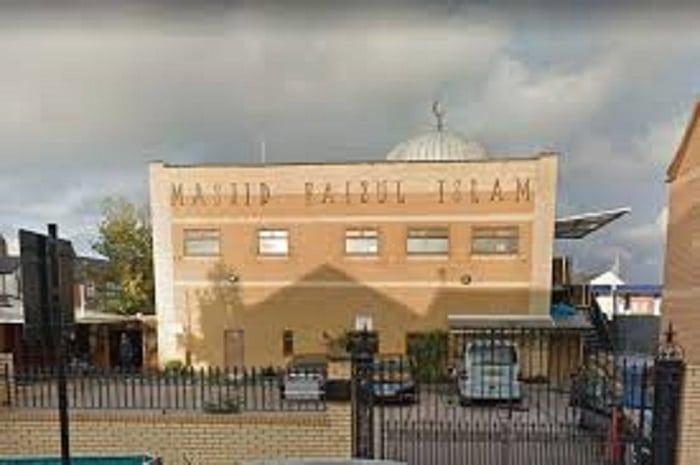 مسجد بیرمنگام انگلستان - اقدام محیط زیستی مسجد بیرمنگام انگلیس
