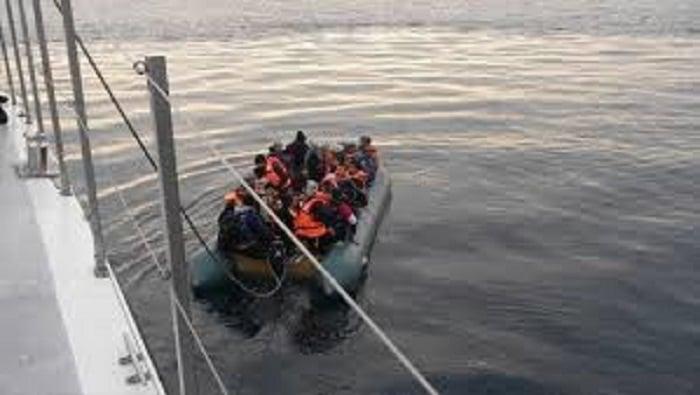 مهاجر غیرقانونی انگلستان - نجات 25 مهاجر غیر قانونی در ساحل انگلستان