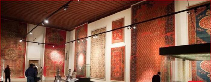 موزه های ترکیه رمضان - شبانه روزی شدن فعالیت موزه ترکیه در ماه رمضان