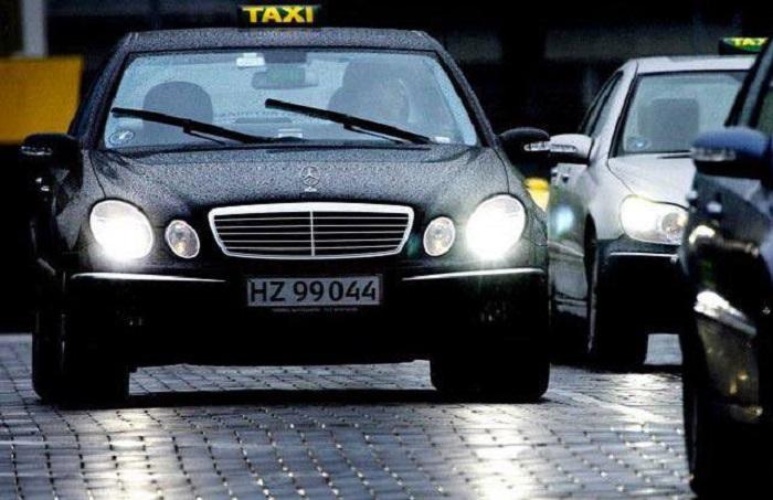 گران ترین تاکسی کپنهاگ - کپنهاگ مقام نخست گران ترین تاکسی ها در جهان را داراست