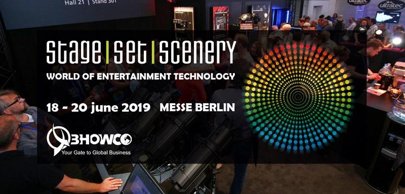 نمایشگاه های برلین 4 - نمایشگاه های ماه جون 2019 برلین