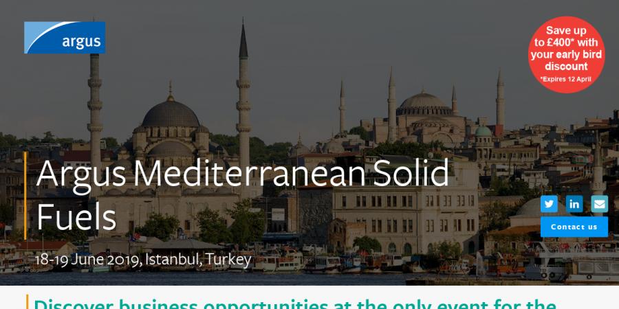 کنفرانس های استانبول 1 - کنفرانس های ماه جون 2019 استانبول