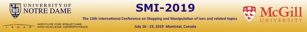 کنفرانس های مونترال 5 - کنفرانس های ماه جولای 2019 مونترال